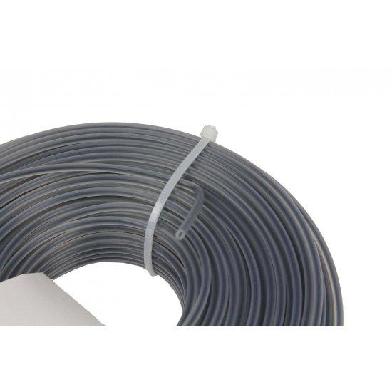 Žacia struna 2,7mm -50m okrúhla krovinorez