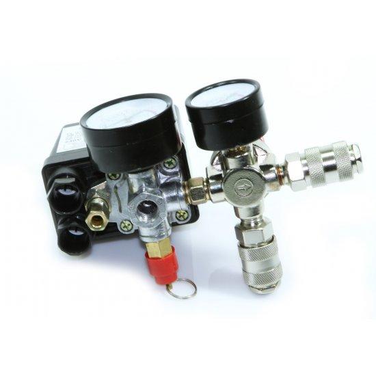 Tlakový spínač 230V 1 fázový na kompresor M806873