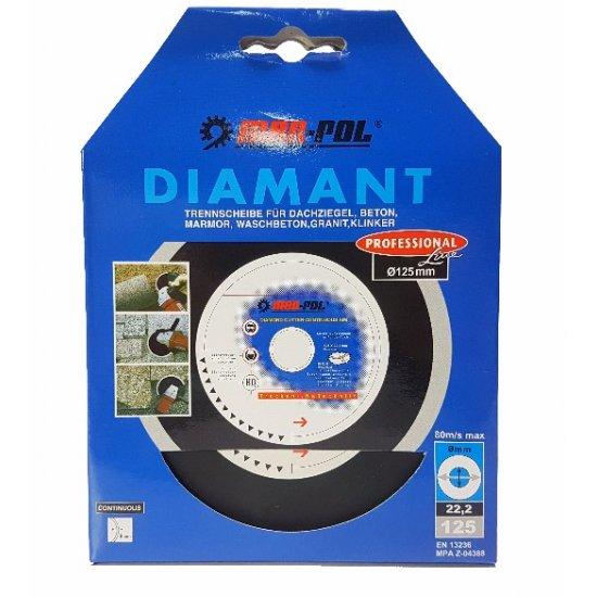Diamantový rezný kotúč 115mm