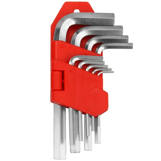 Sada imbus kľúče 1,5-10mm- 9 dielna M66433