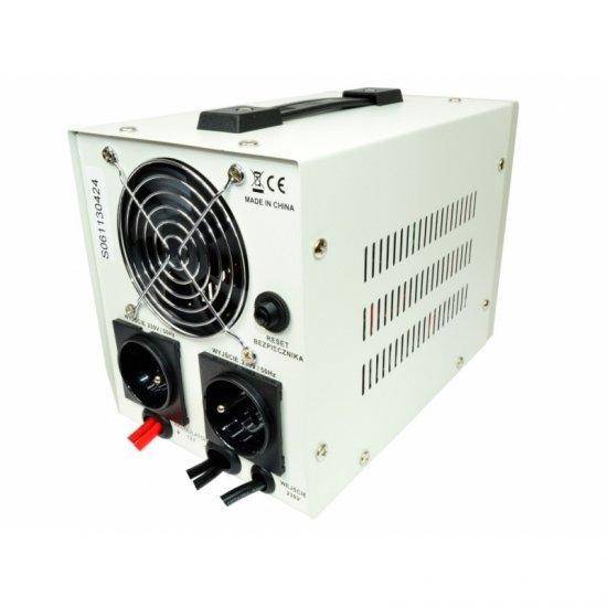 Záložný zdroj Volt Polska SINUS PRO 500/800W 12V ku kotlu