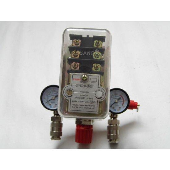 Tlakový spínač na kompresor 400V 3 fázový M8068695