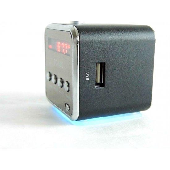 TD-V26 mini rádio