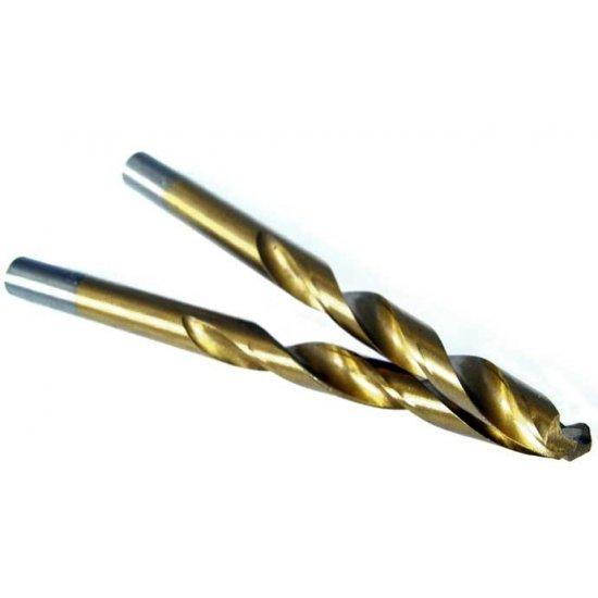 Sada vrtákov HSS do kovu 170ks 1mm – 10mm titán - KAMAX