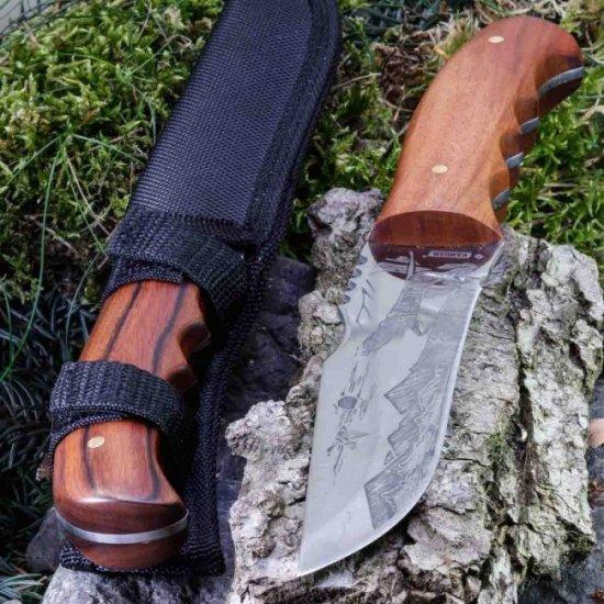 Lovecký nôž Kandar VN191 poľovnícka dýka - KAMAX