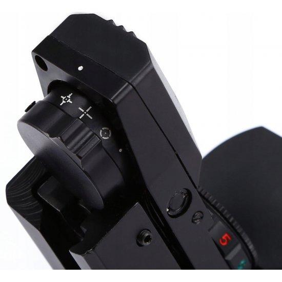 Kolimátor Kandar 1x22x33 montáž 11 mm