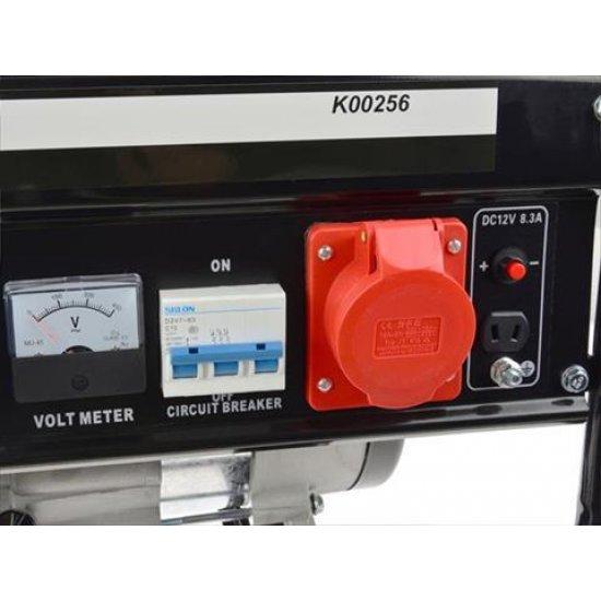 Keltin Elektrocentrála 230/400V 2500W K00256 - KAMAX