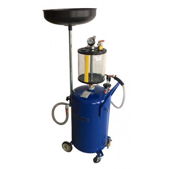 Pneumatická odsávačka na použitý olej 68-litrová M78307