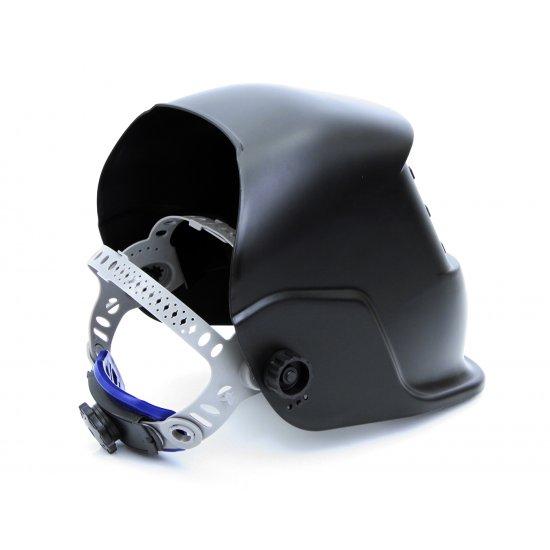 Samostmievacia zváracia kukla MAR-POL LYG-4 čierna