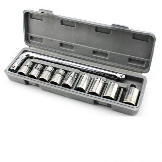 Sada nástrčných kľúčov 8-24mm - KAMAX
