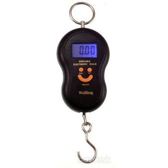 Závesná váha do 40 kg s presnosťou 10g - KAMAX